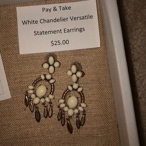 Stella & Dot Versatile Earrings
